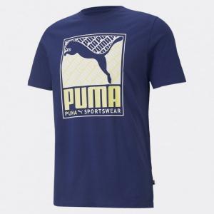 Ανδρικό  T–Shirt  Puma Mens