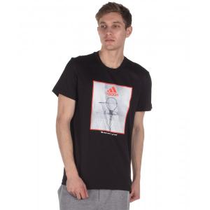 Αντρικό t-shirt   Adidas Game
