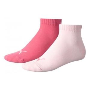 Κάλτσες PUMA ροζ/κοραλί Δυάδα
