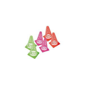Wilson Safe Cones x 6